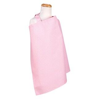 Trend Lab Pink Sky Dot Nursing Cover