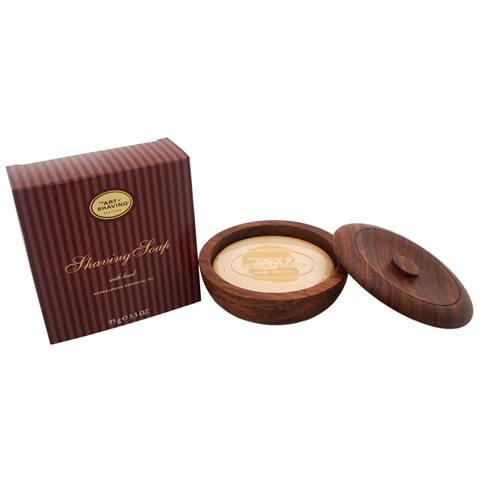 The Art of Shaving Shaving Soap With Bowl Sandalwood 95 g