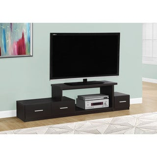 72 inch Cappuccino TV Stand