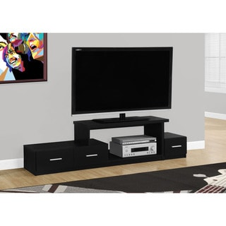72 inch Black TV Stand