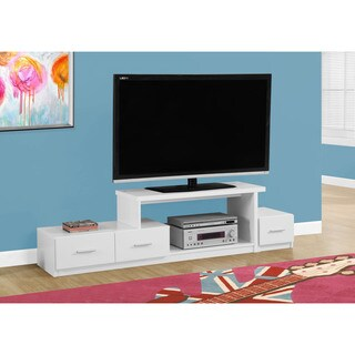 TV Stand-72 inches White