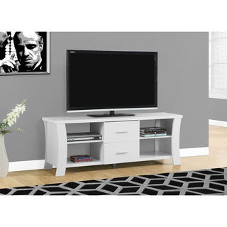 60 inch White TV Stand