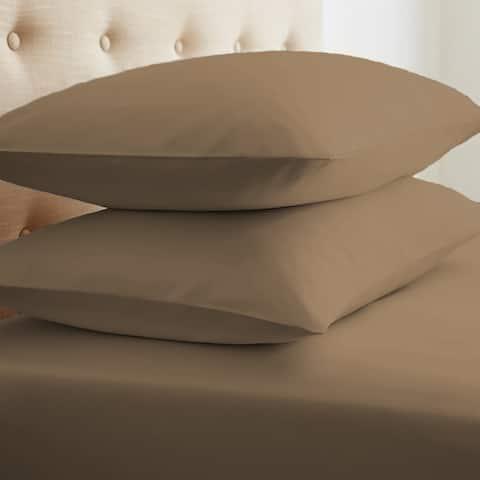 Soft Essentials Premium Double Brushed Pillowcases (set of 2)