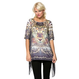 High Secret Women's Animal Print Tunic. (3 options available)