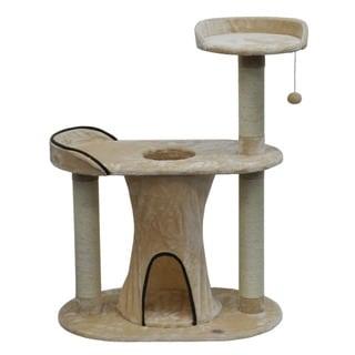 Go Pet Club 44-inch High Cat Tree Furniture