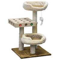 Go Pet Club 32.5-inch High Cat Tree