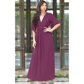 52798224051f4 Purple Dresses