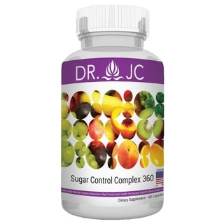 Dr. JC Sugar Control Complex 360 (60 Count)