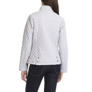 Miss Ashley Women's Double Snap Vent Jacket