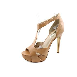 INC International Concepts Women's 'Meldah' Leather Heels