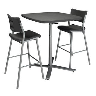 NPS Cafe Time Table and 4 Stools Set
