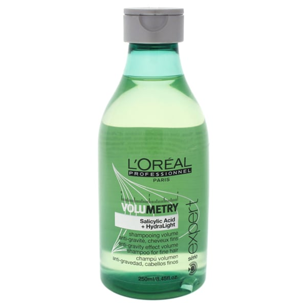 L'Oreal Paris Professionnel Volumetry Anti-Gravity Volumizing 8.45-ounce Shampoo