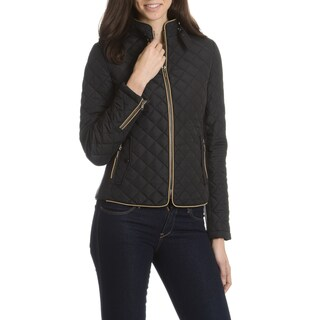 Ashley Women's Quilted Zip-up Jacket