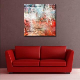 Ready2HangArt 'Abstract ABS VI' Canvas Wall Art