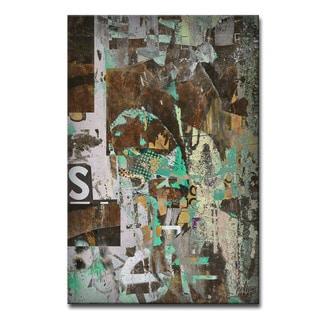 Ready2HangArt 'Abstract ABS II' Canvas Wall Art