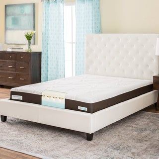 Comforpedic from Beautyrest Memory Foam 8-inch Twin-size Mattress
