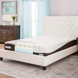 ComforPedic from Beautyrest 10-inch Twin-size Memory Foam Mattress