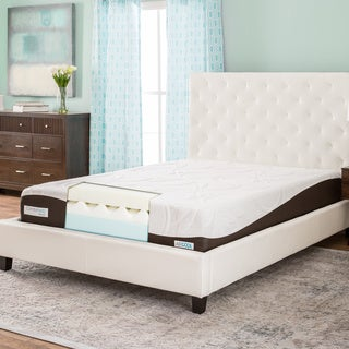 ComforPedic from Beautyrest 10-inch Queen-size Memory Foam Mattress