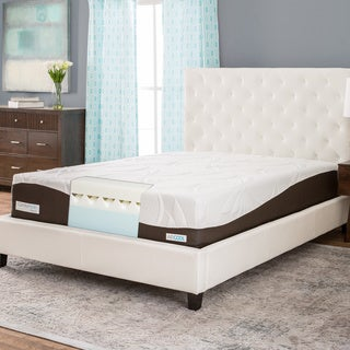 Comforpedic from Beautyrest Memory Foam 12-inch Queen-size Mattress