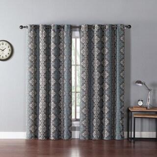 VCNY Lorenzo Grommet Curtain Panel