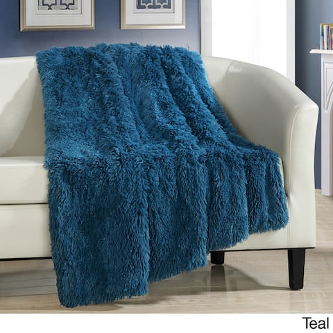 Chic Home Juneau Ultra Plush Decorative Throw Blanket