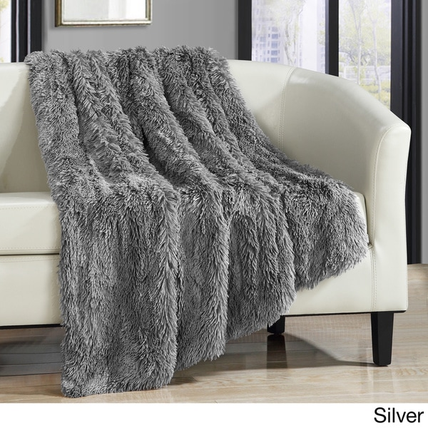decorative throw blankets canada chic home shaggy fur super soft ultra plush blanket wholesale light blue