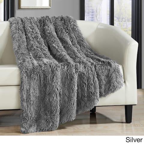 Chic Home Juneau Ultra Plush Decorative Throw Blanket