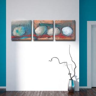 Ready2HangArt 'Abstract ABS IX' Canvas Wall Art