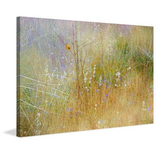 Marmont Hill - Meadow Mural by Chris Vest Painting Print on Canvas
