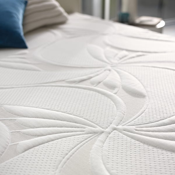 comforpedic from beautyrest 14inch fullsize memory foam mattress free shipping today