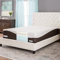 Comforpedic from Beautyrest 14-inch Full-size Memory Foam Mattress