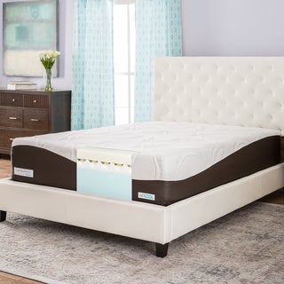ComforPedic from Beautyrest 14-inch Queen-size Memory Foam Mattress