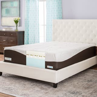 ComforPedic from Beautyrest 14-inch Queen-size Memory Foam Mattress|https://ak1.ostkcdn.com/images/products/10910788/P17942429.jpg?impolicy=medium