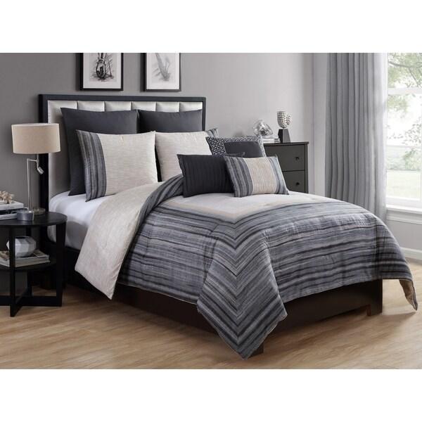 VCNY Legacy 8 Piece Comforter Set