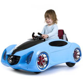 Trademark Lil' Rider Pre-assembled 12V Battery Operated Sports Car