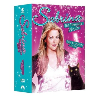 Sabrina, The Teenage Witch: The Complete Series (DVD)