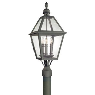 Troy Lighting Townsend 3-light Post Lantern