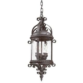 Troy Lighting Pamplona 4-light Hanging Lantern