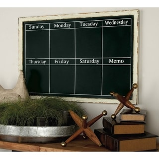 Wood Wall Memo Board