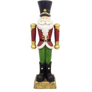 Benzara 28-inch Christmas Nutcracker Statuary