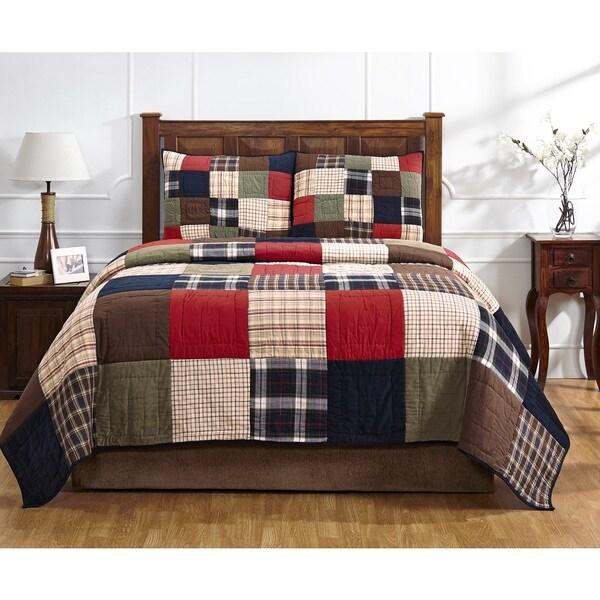 Suzure 3-piece Quilt Set