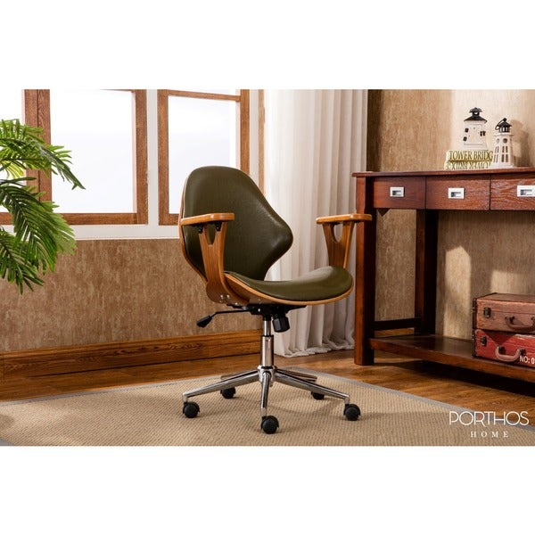 Lillian Adjustable Office Chair Free Shipping Today Overstock