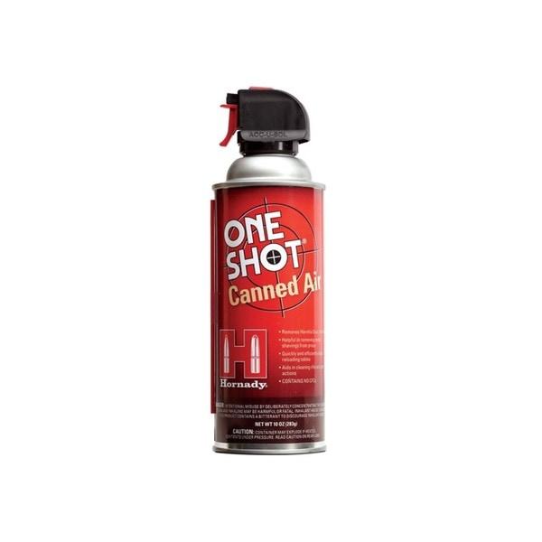 Hornady One Shot 10-ounce Canned Air