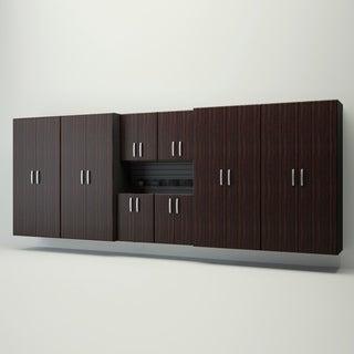 Flow Wall 10 piece Jumbo Deluxe Cabinet Set