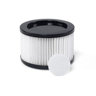 WORKSHOP Wet Dry Vacuum Filter WS15050F HEPA Media Filter for WS0500ASH Ash Vacuum