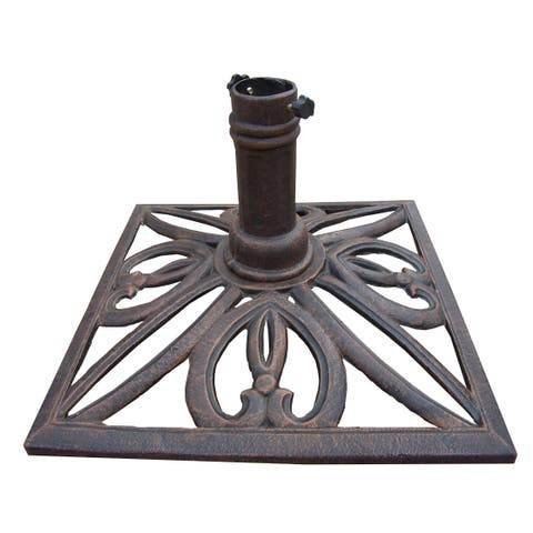 24 inch Square Umbrella Stand