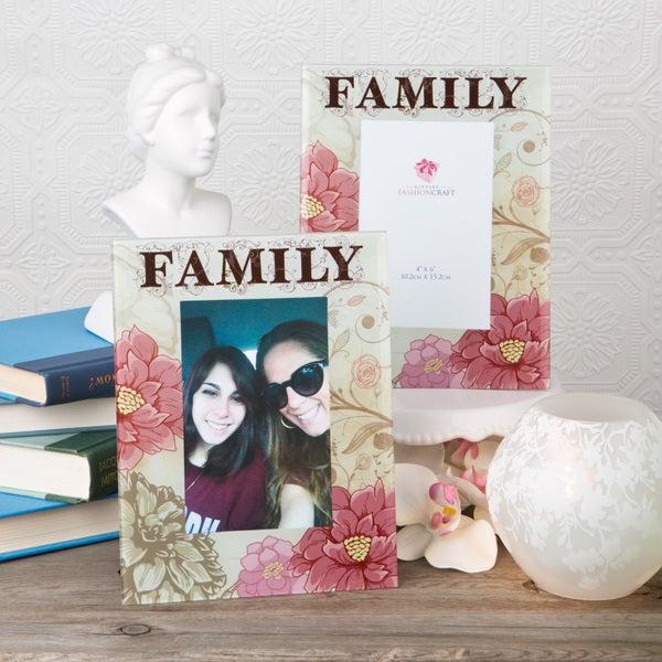 Family Theme Frame