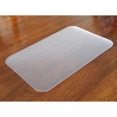 "Hometex Biosafe Anti Microbial Desk Mat Rectangular Size 20"" x 36"" - 1'8"" x 3'"