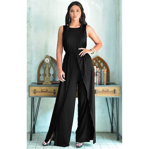 b9e7372f Buy Black Rompers & Jumpsuits Online at Overstock | Our Best Outfits ...