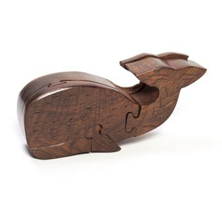 Whale Puzzle Box (India)